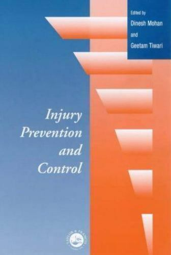 Injury Prevention and Control-ExLibrary 1