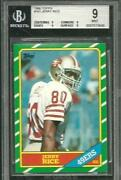 Jerry Rice Rookie