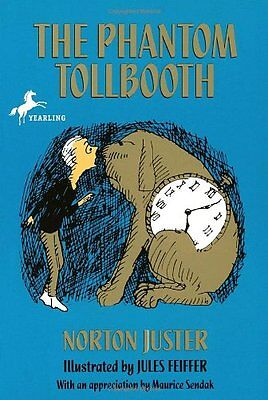 The Phantom Tollbooth by Norton Juster, (Paperback), Bullseye Books , New, Free  on Rummage