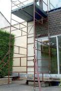 Used Steel Scaffolding Tower