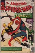 Amazing Spiderman Silver Age