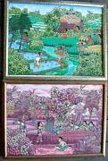 Balinese Painting