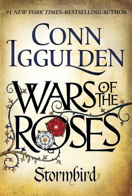 Complete Set Series - Lot of 4 Wars of the Roses books by Conn Iggulden Fantasy