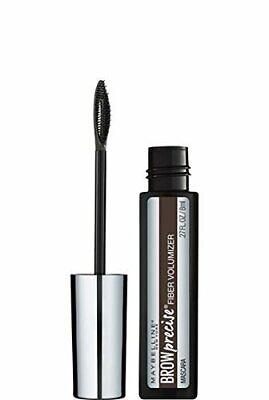 Maybelline New York Brow Precise Fiber Volumizer Eyebrow Mascara, Deep Brown,...