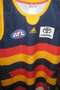 Adelaide Crows Signed