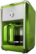 Green Coffee Maker