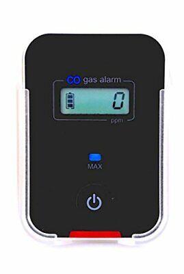 Car, Vehicle, Aircraft Carbon Monoxide CO Detector | Fast Low-Level 9ppm Alarm |