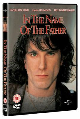 IN THE NAME OF THE FATHER DVD Daniel Day-Lewis Brand New and Sealed  UK (Fathers Day In The Uk)