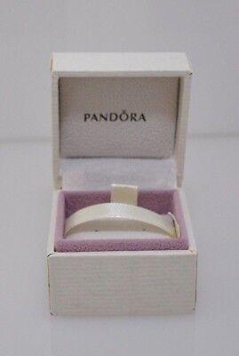 PANDORA GIFT BOX..FOR ONE CHARM..PINK & WHITE - Pink Gift Box