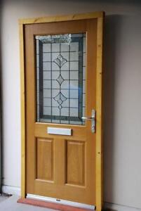 Oak External Door EBay