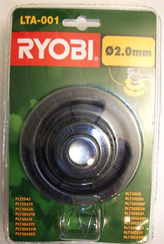 RYOBI RLT26  - RLT30  - RLT430  - PLT30  - PLT2543  - PLT3043