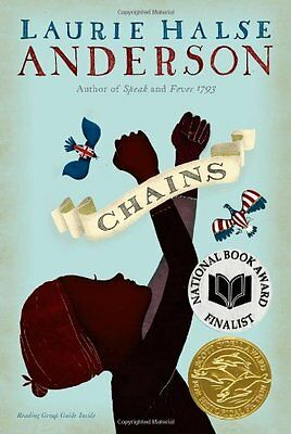 Chains (The Seeds of America Trilogy) by Laurie Halse Anderson, (Paperback), Ath