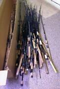 Broken Fishing Rods