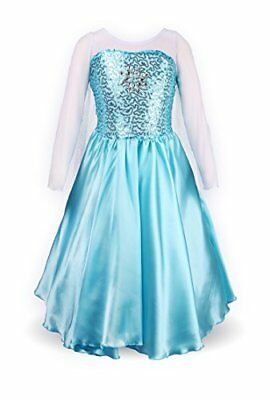 ReliBeauty Princess Fancy Dress Up Clothes For Little Girl Kid Costume Disney](Dress Up Clothes For Little Girls)
