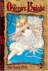 KIM-KANG-WON-The-Queen-039-s-Knight-Volume-2