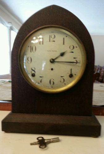 Seth Thomas Clock Ebay