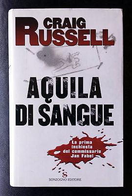 Craig Russell, Aquila di sangue, Ed. Sonzogno, 2005