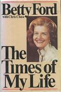 Betty Ford Signed