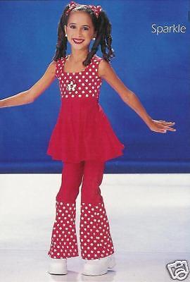 Clearance Disco Dance Jazz Costume  Adult L & - Disco Dancewear