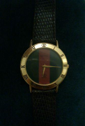 5b354f29be0 Gucci 3000M  Wristwatches