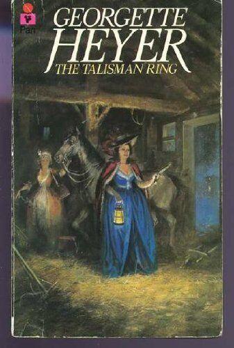 The Talisman Ring,Georgette Heyer- 9780330020718