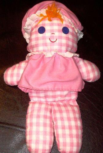 1975 Fisher Price Doll Ebay