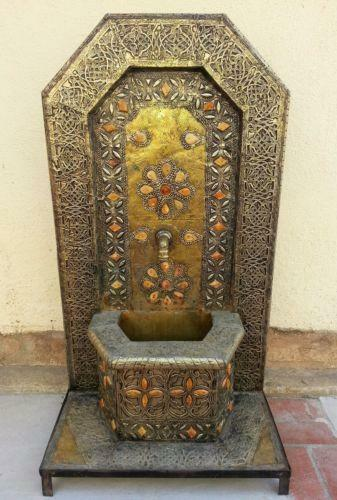 Used Outdoor Fountain Ebay