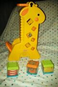 Fisher Price Giraffe