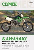 Motorcycle Repair Manuals by Clymer and Haynes