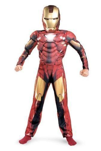 iron man 2 costume ebay. Black Bedroom Furniture Sets. Home Design Ideas