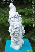 Steinfigur Wichtel