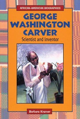 George Washington Carver  Scientist And Inventor  African American Biographies