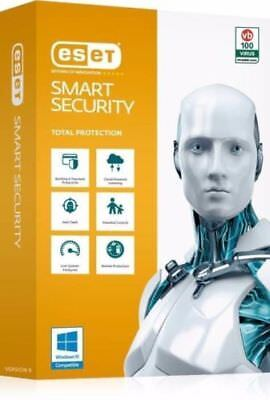 Eset Smart Security Premium 2018   Total Protection   3 Years   3 Devices   New