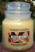Yankee Candle French Vanilla