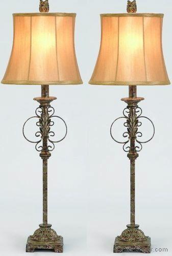 Buffet Table Lamps Ebay