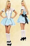 Womens Fancy Dress Costumes Alice in Wonderland