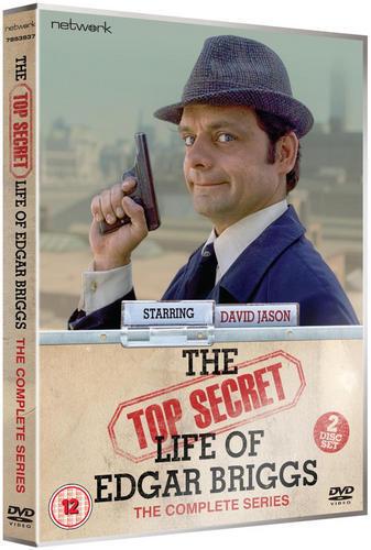 The Top Secret Life of Edgar Briggs [DVD]