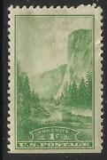 1934 National Parks Stamps
