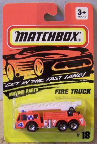 blue fire truck toy ebay