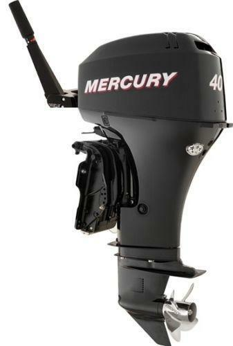Mercury 40 hp 4 stroke ebay for Winterizing yamaha 300 outboard