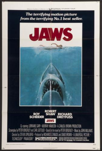 Original Jaws Poster | eBay
