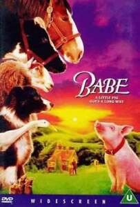 Babe DVD James Cromwell