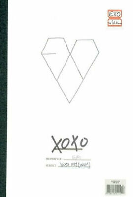 EXO [XOXO] 1st Album KISS Ver. CD+Photo Book+Photo Card K-POP SEALED