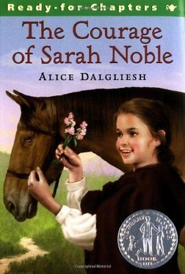 B00AR0SY0G The Courage of Sarah Noble by Dalgliesh, Alice 2nd (second) edition
