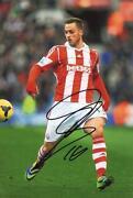 Stoke City Autographs