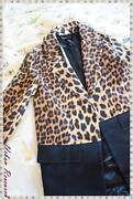 Zara Leopard Coat
