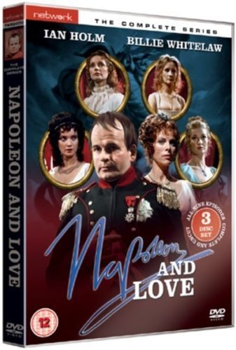 NAPOLEON AND LOVE the complete series. Ian Holm. 3 discs. New sealed DVD.