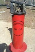 Vintage Grease Pump