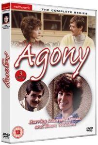 AGONY the complete series. Maureen Lipman, Simon Williams. 3 discs. New DVD.