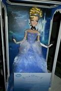 Cinderella Limited Edition Doll